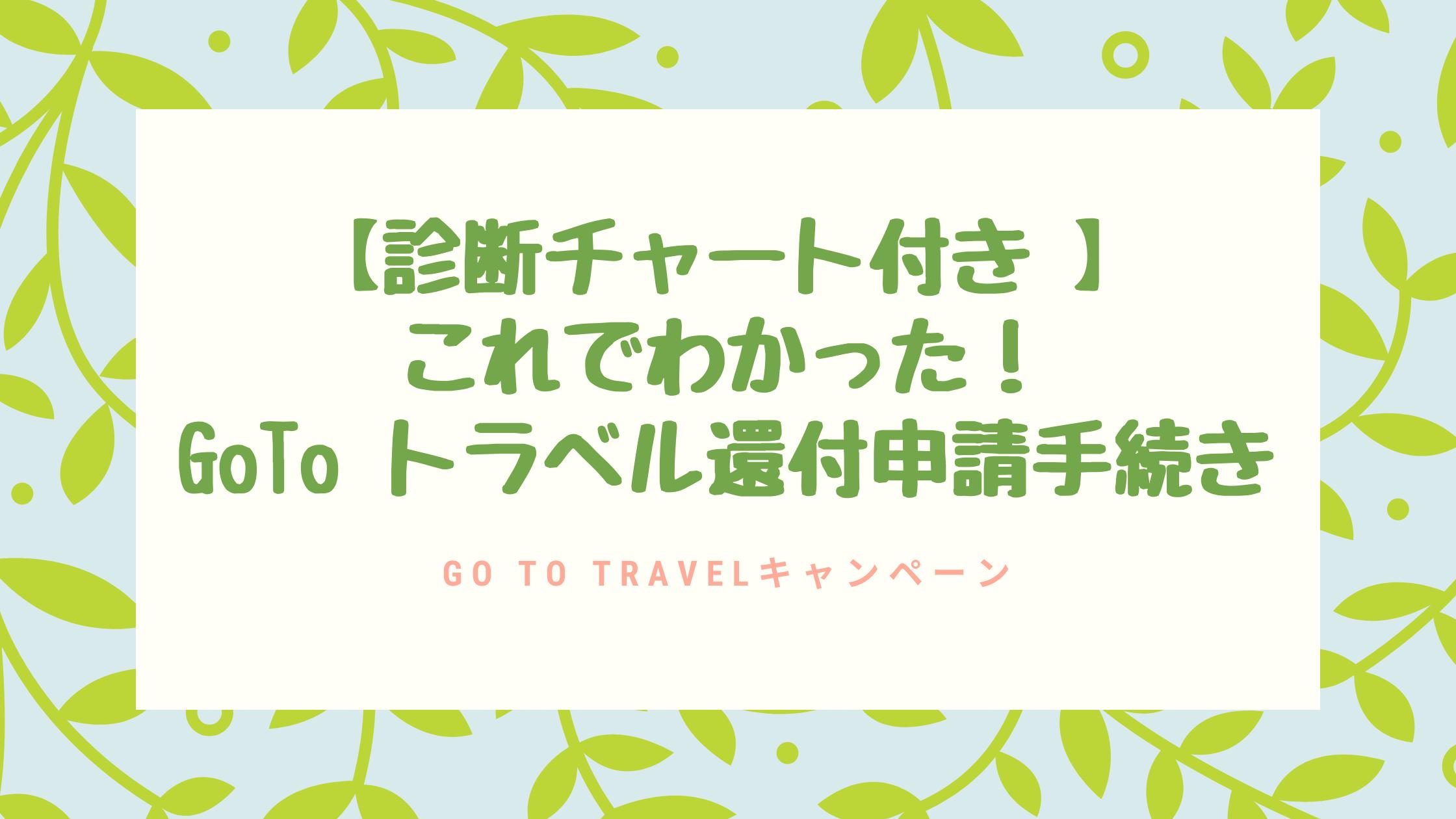 事務 go 申請 方法 局 to travel キャンペーン